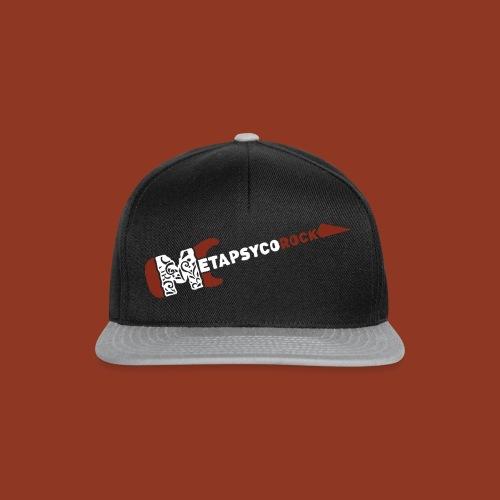 METAPSYCOROCK - Snapback Cap