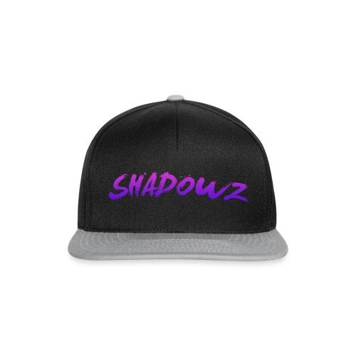 tran pp shadoz png - Snapback Cap