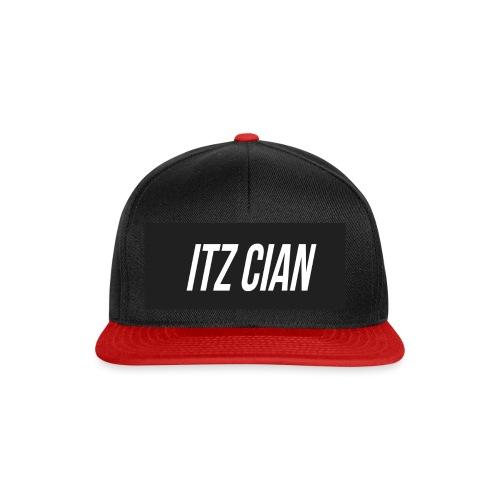 ITZ CIAN RECTANGLE - Snapback Cap
