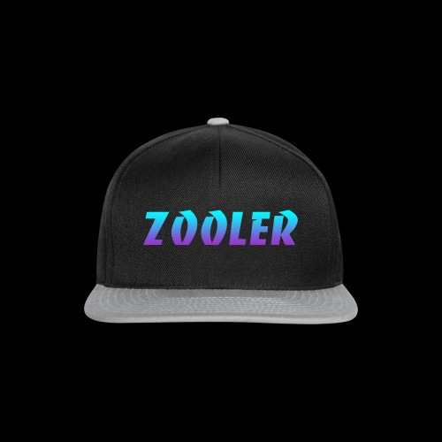 Zooler BANCO blue and purple - Casquette snapback