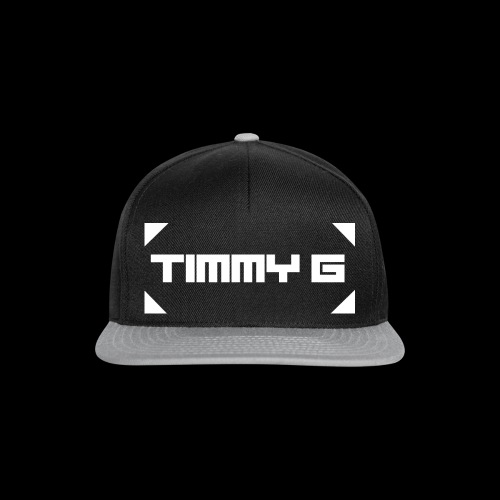 snapback Timmy G white new png - Casquette snapback