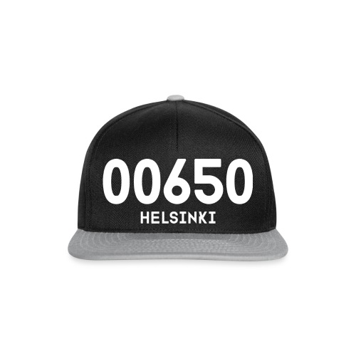 00650 HELSINKI - Snapback Cap
