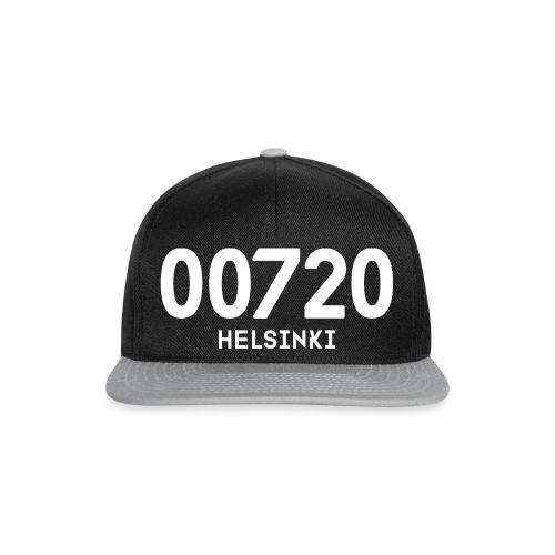 00720 HELSINKI - Snapback Cap