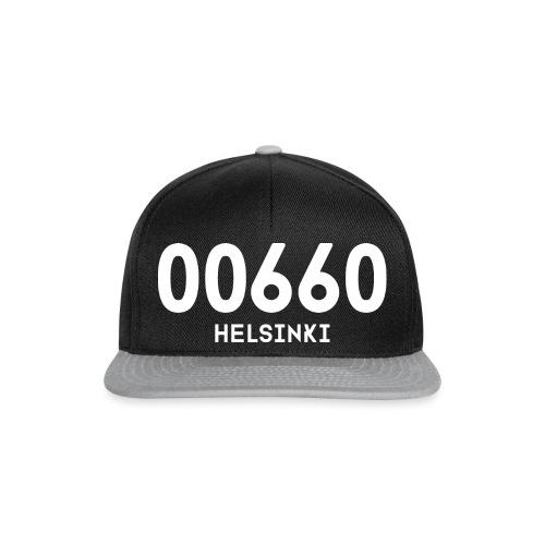 00660 HELSINKI - Snapback Cap