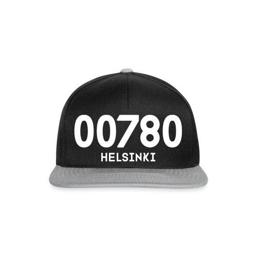 00780 HELSINKI - Snapback Cap