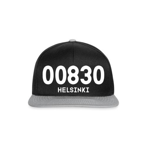 00830 HELSINKI - Snapback Cap
