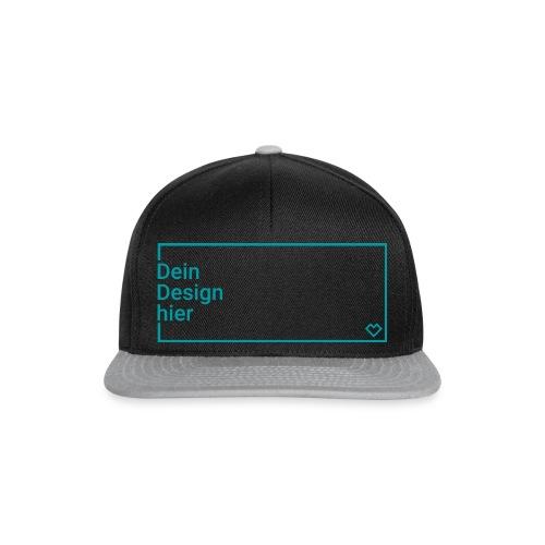 emp_placeholder_snapback cap DE - Snapback Cap