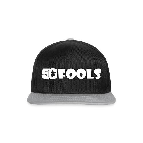 50foolslengtespreadshirt png - Snapback cap