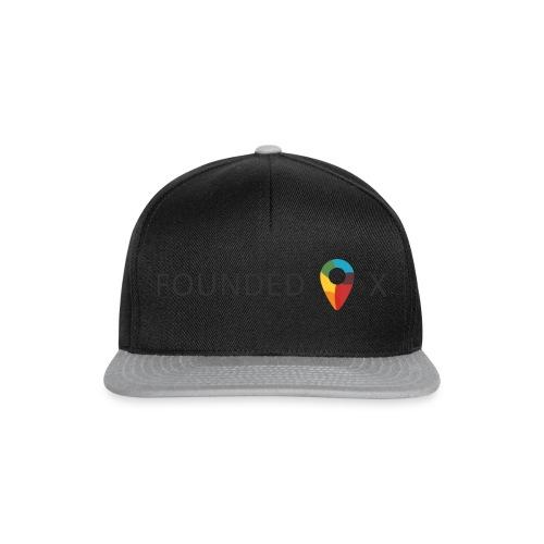 FoundedX logo png - Snapback Cap