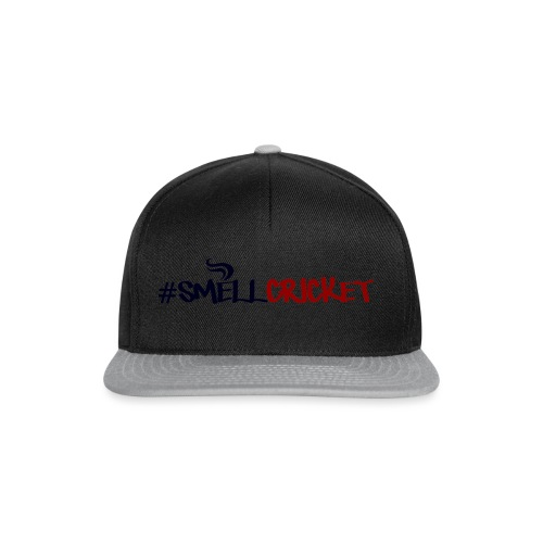 smellcricket - Snapback Cap