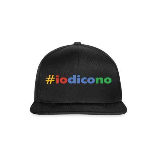 #iodicono - Snapback Cap