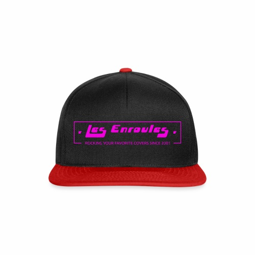 Rocking since 2001! Pink - Casquette snapback