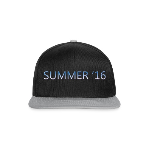 SUMMER 16 t-shirt WOMEN - Snapback Cap