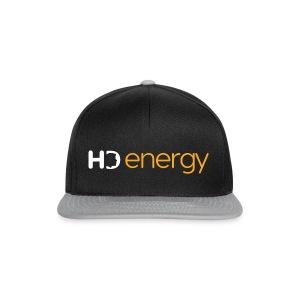 Wit Energy HD-logo - Snapback cap