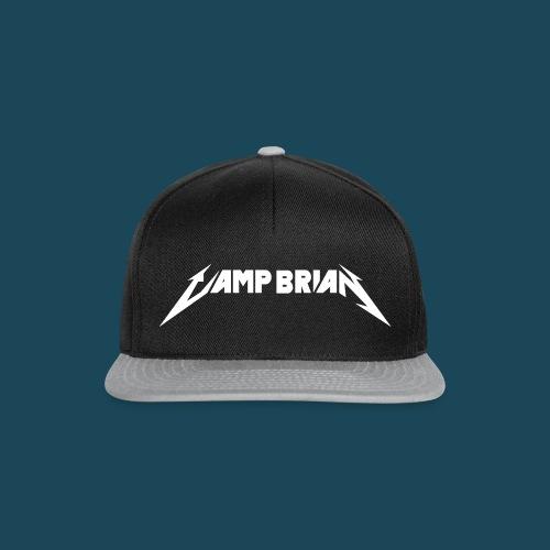 Camp Brian no skull vector - Snapback Cap