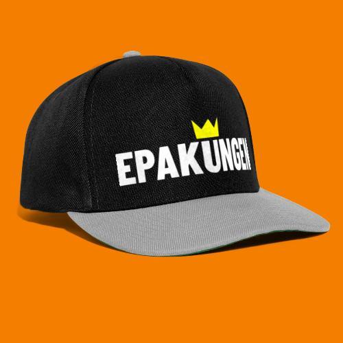 EPAkungen - Snapbackkeps