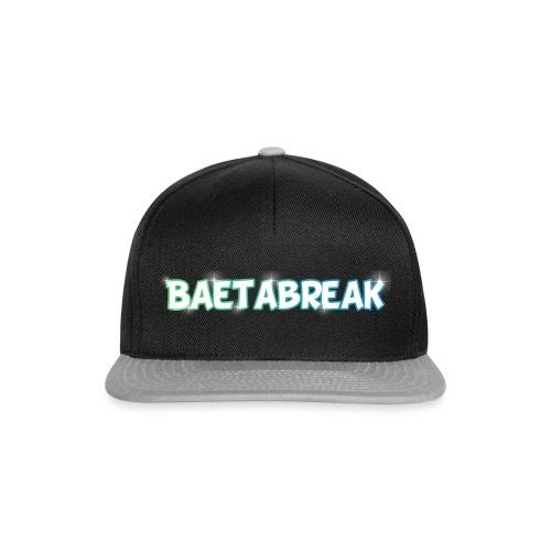 Baetabreak - Snapback Cap