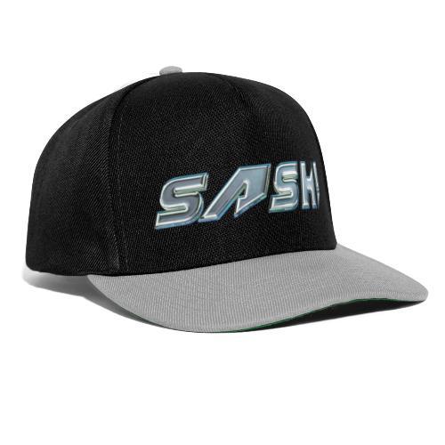 SASH! Logo 2 - Snapback Cap