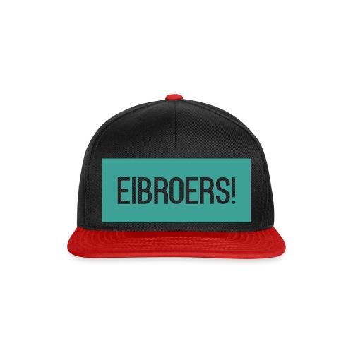 T-shirt Eibroers Naam - Snapback cap