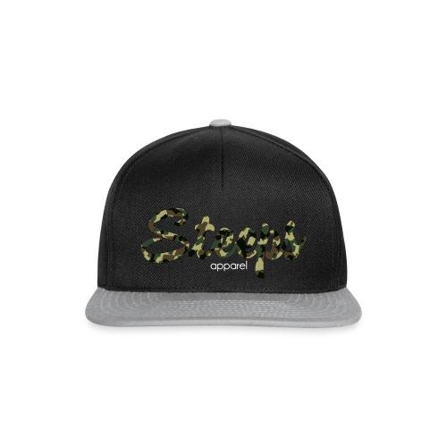 Woodland - Snapback Cap