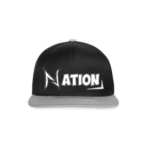 Nation Logo Design - Snapback Cap