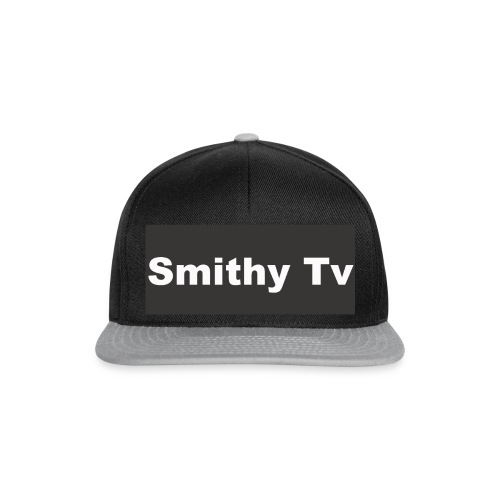 smithy_tv_clothing - Snapback Cap