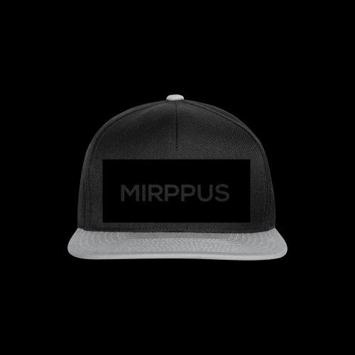 Mirppus Logo - Snapback Cap