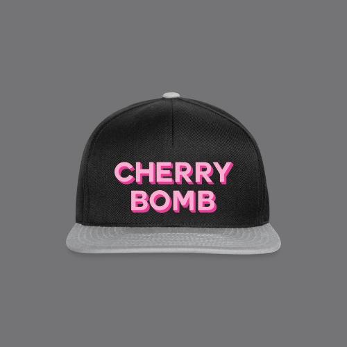 CHERRY BOMB Tee Shirts - Snapback Cap