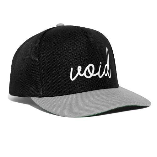 Void Season 1 Merchandise - Snapback Cap