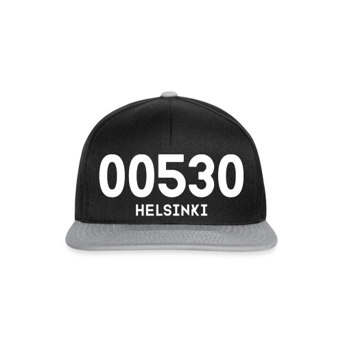 00530 HELSINKI - Snapback Cap