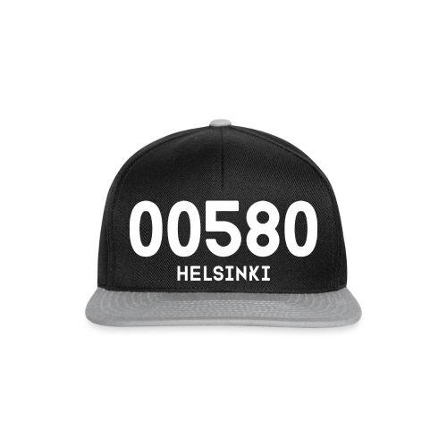 00580 HELSINKI - Snapback Cap