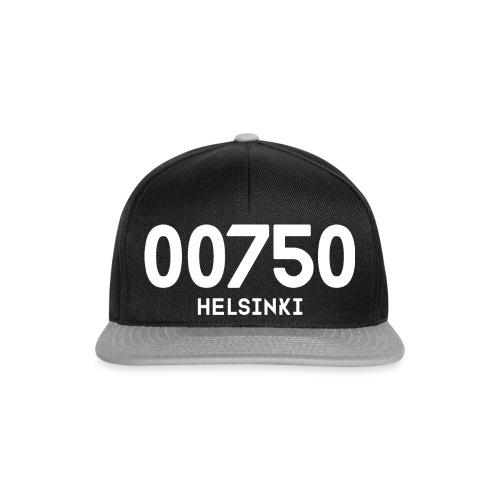 00750 HELSINKI - Snapback Cap