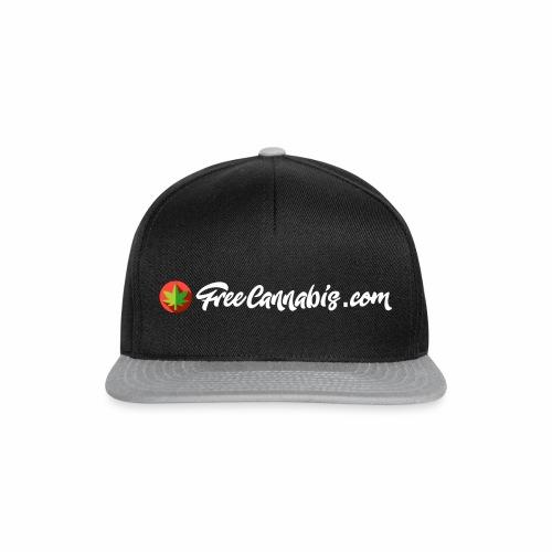 FreeCannabis.com Merchandise - Snapback Cap