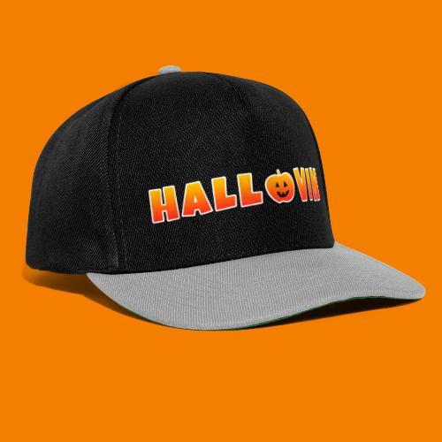 Hallovin - Snapbackkeps