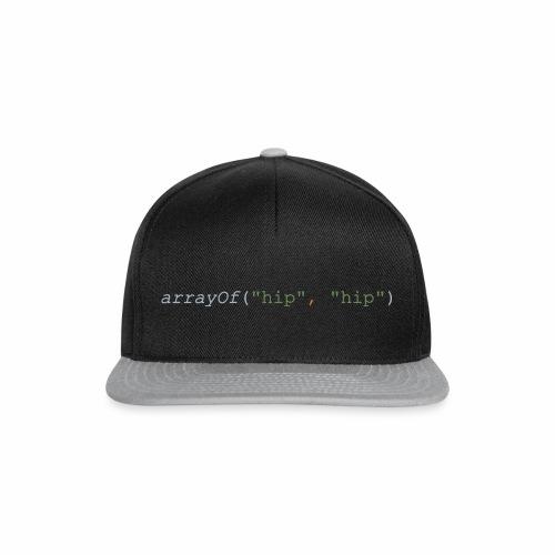 Hip Hip Array - Snapback Cap