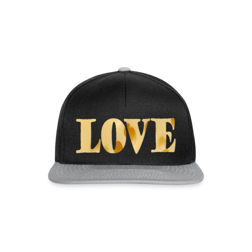 Cheesy love - Snapback Cap