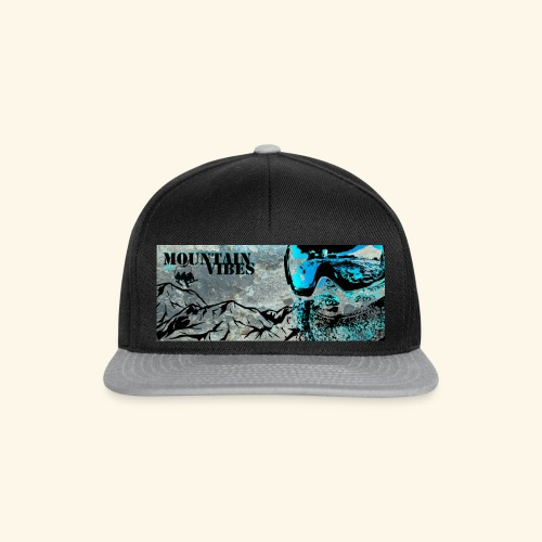 mountainvibes - Snapback cap
