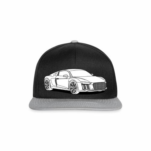 Super Car - Snapback Cap