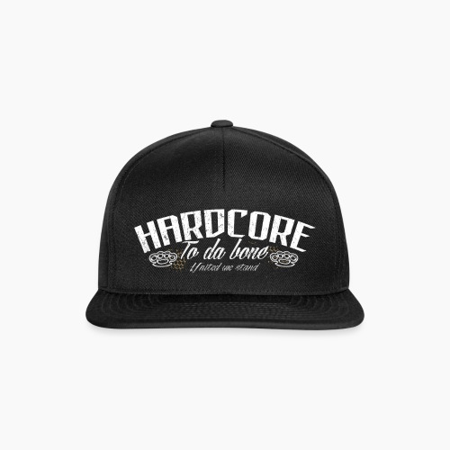 HC To Da Bone - Snapback Cap