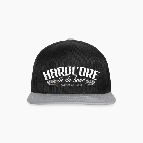 HC To Da Bone - Snapback Cap
