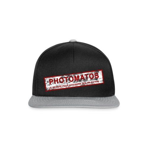PhotoMatos - Casquette snapback