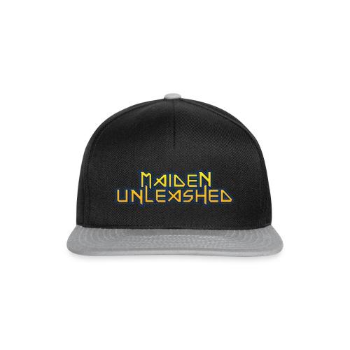 Maiden Unleashed - Snapback Cap