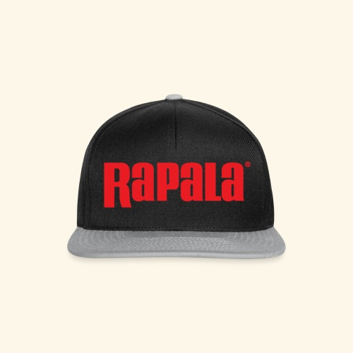 LP 050615a Rapala Logo - Casquette snapback