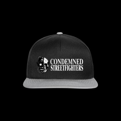 Condemned Streetfighters fridge graphic - Snapback Cap
