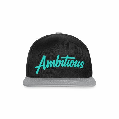 ambitiouslight - Snapback Cap