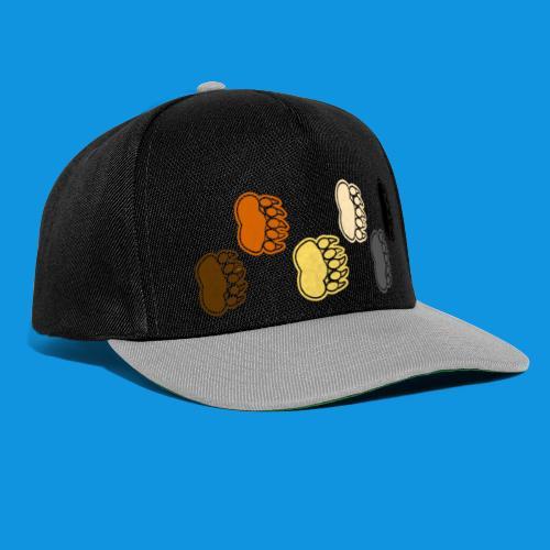 Bear Paws tank - Snapback Cap