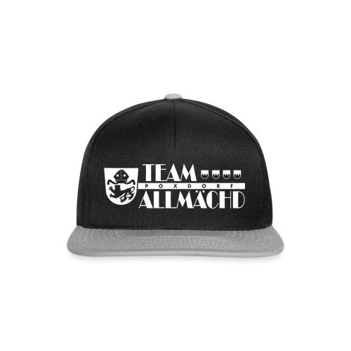 Team Allmächd Pixelgrafik - Snapback Cap