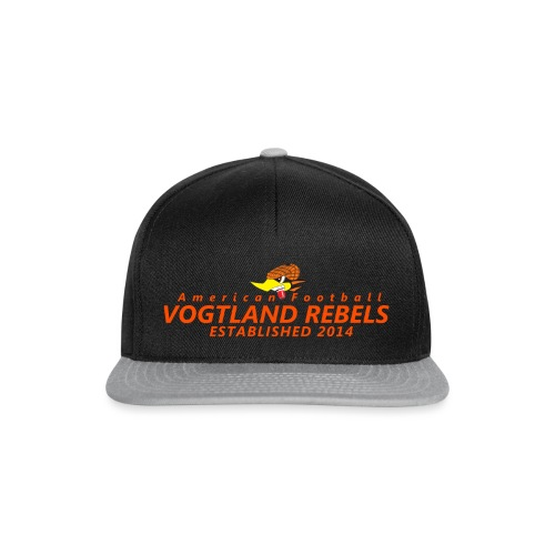 Established orange - Snapback Cap