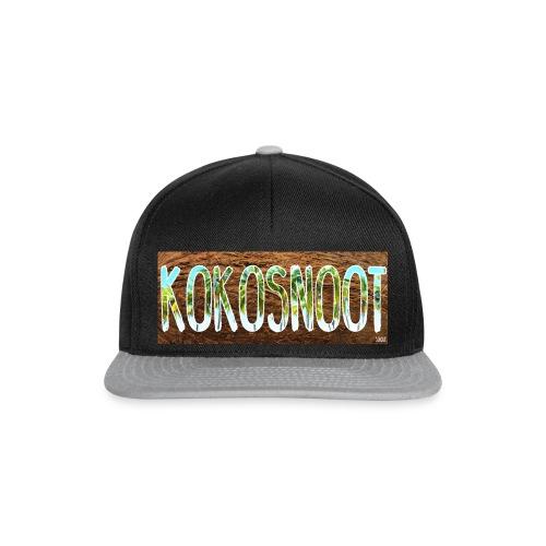 Kokosnoot - Snapback cap