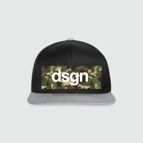 DSGN_03 - Snapback cap
